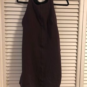Athleta dress with built in shelf bra